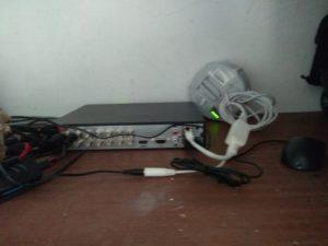 gravador com ligação wireless