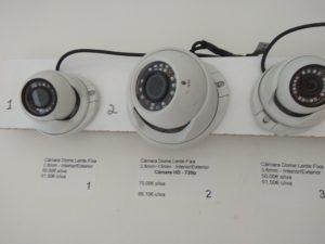 expositor video vigilância HD algarve