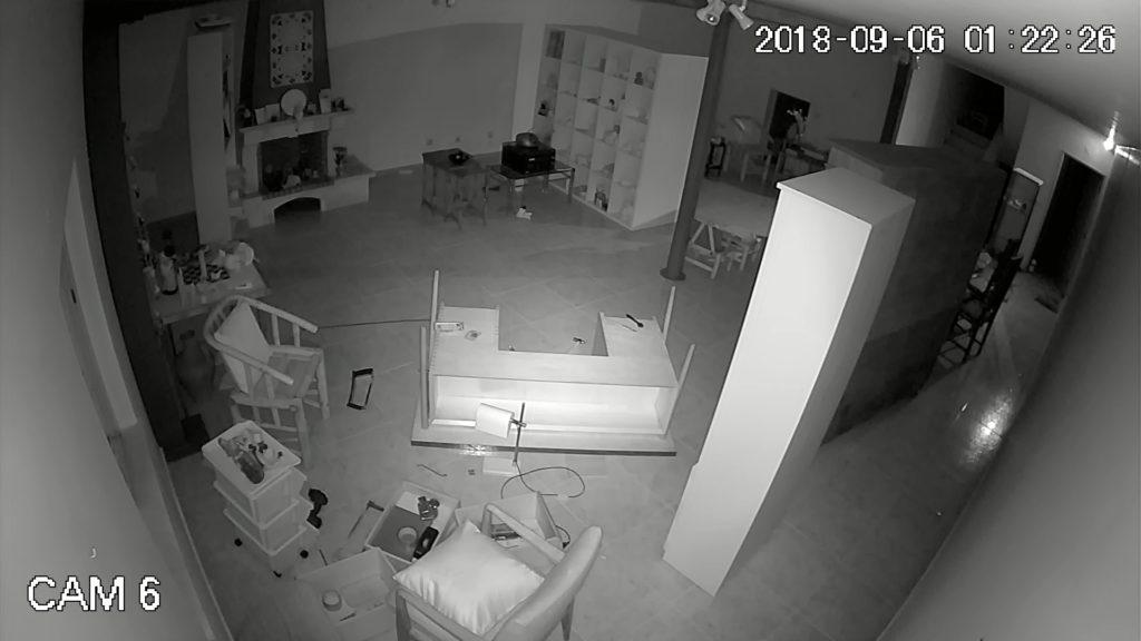sistema de video vigilância noturna tavira