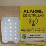 Sistemas de alarme Algarve