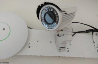 expositor video vigilância bullet algarve